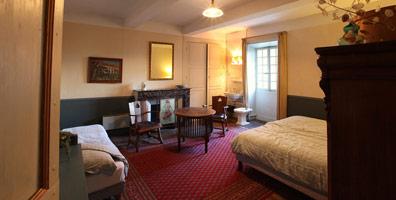Grand-Mere, eerste kamer